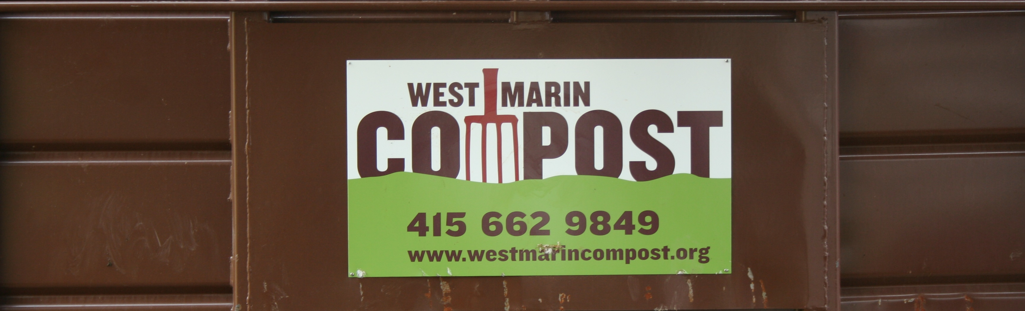 Compost.sign