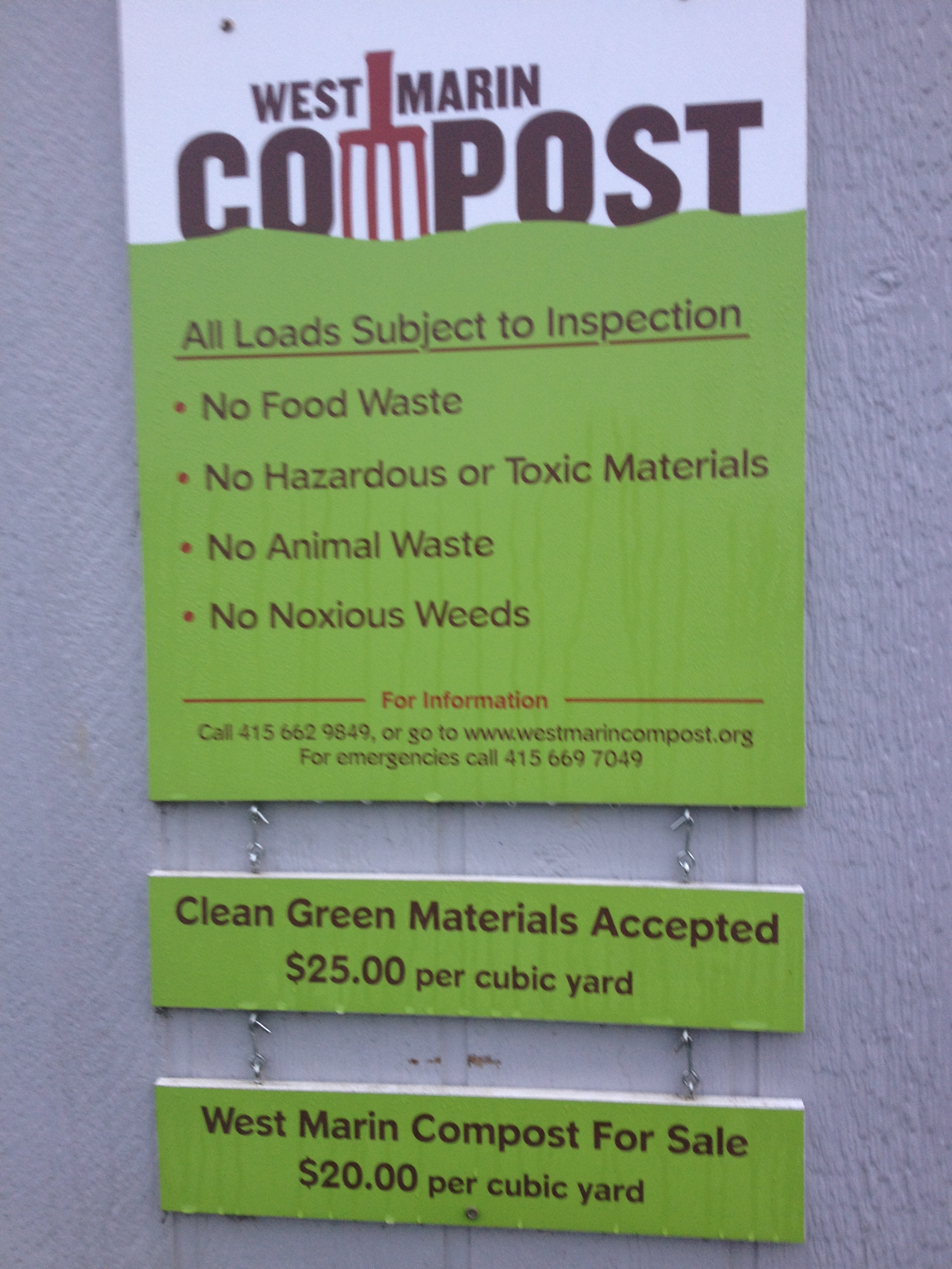 West Marin Co-Composting Program | Marin RCD